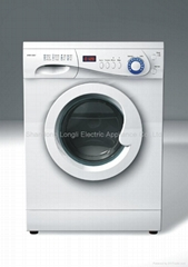 CE certified front loading washing machine