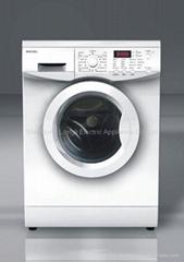 CE certified front loading washing machine