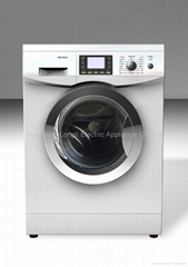 8 kg automatic front loading washing machine