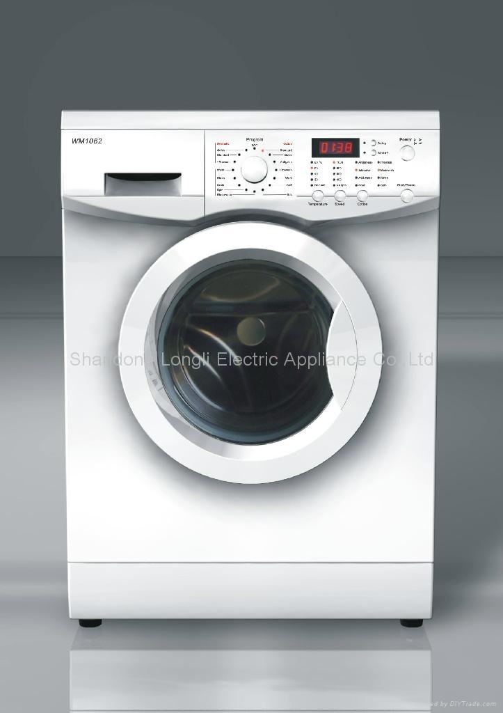 drum washing machine 1