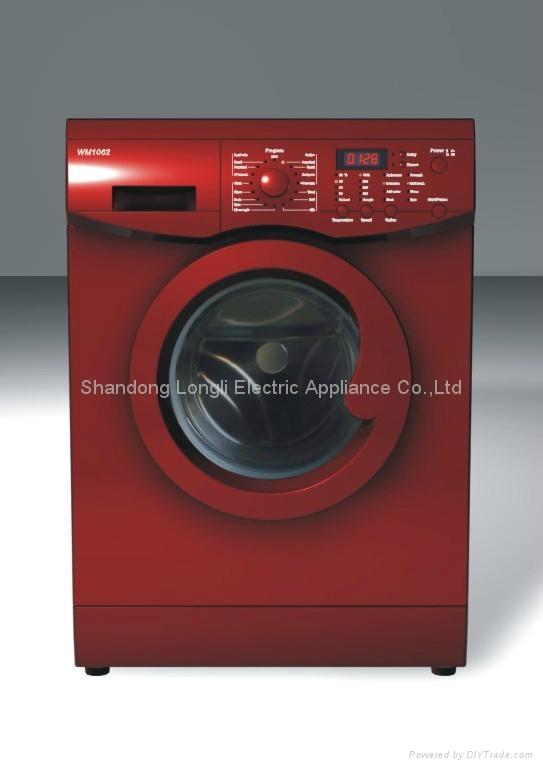 drum washing machine 4