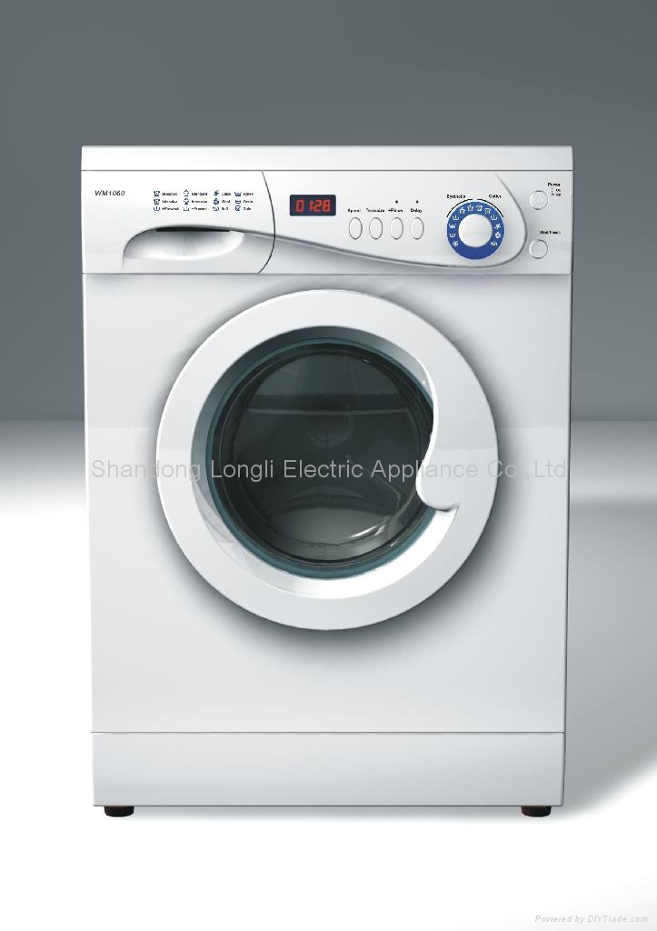 fully automatic front loading washer 1