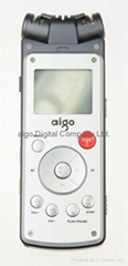 aigo R5589 2GB Voice Recorder