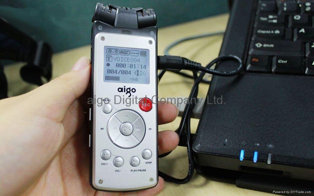 aigo R5589 2GB Voice Recorder 5