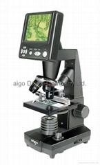 aigo LCD Digital Microscope