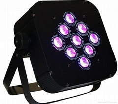 9*3w American DJ light