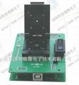 ov7670攝像IC測試治具
