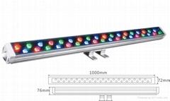 DMX512大功率LED洗牆燈