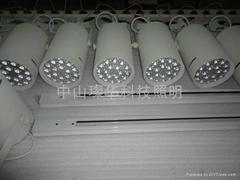 大功率LED轨道灯