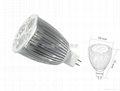 大功率LED燈杯射燈 1