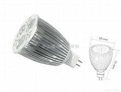 大功率LED灯杯射灯