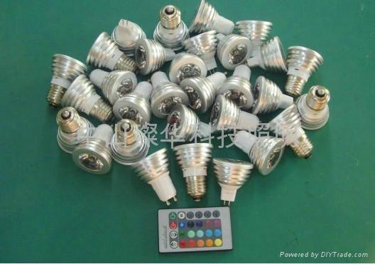 大功率LED燈杯射燈 2