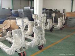 上海捷徽厂家2吨电子叉车秤