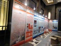 上海屏風展板搭建