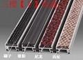 鋁合金防塵地毯標準型42# 2