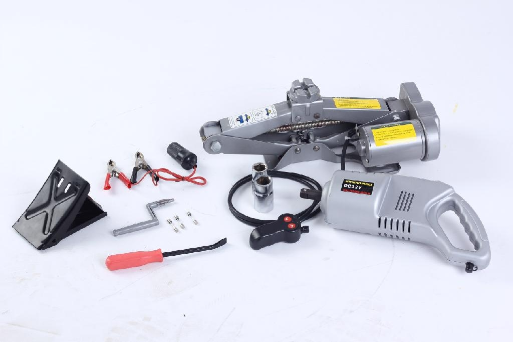 2Ton electric jack for car 1