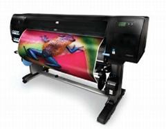 惠普6200大幅面打印機