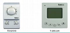TAC風機盤管溫控器