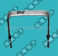 High precision welding feet current sense resistor