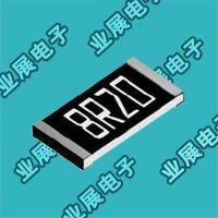 薄膜晶片电阻