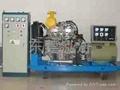 山西二手柴油發電機組租賃 2