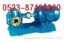 KCB(2CY)齿轮泵
