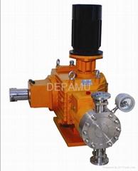 Hydraulic Diaphram Pump (DPMZL)