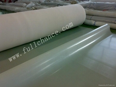 4m wide silicone sheet for laminator