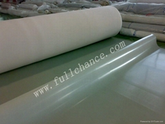 supplier for ultra wide silicone sheet for laminator