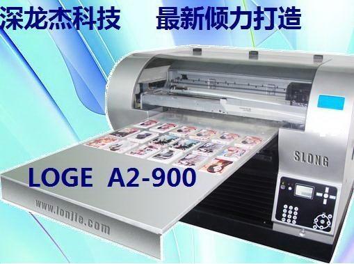 卡式U盘数码印花机 1