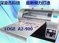 卡式U盘数码印花机