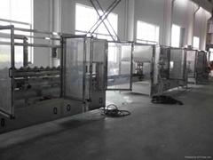 Automatic barrel water filling machine
