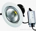 六安LED筒燈