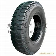 廠家供應農用三輪車輪胎羊角紋