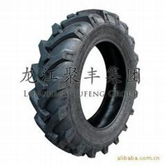 农用轮胎7.00-12人字胎R1