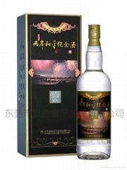 50度1000ml两岸和平纪念酒(2009年新推出)