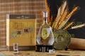 56度600ml陳年高粱酒