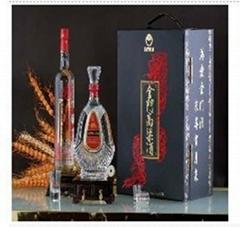 金酒典藏珍品禮盒
