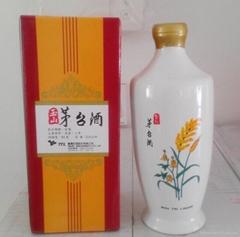 54度0.5L臺灣玉山茅臺高粱酒