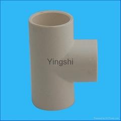 管件: PVC/塑料异径三通