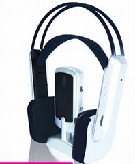 RF wireless headphone