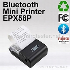 Portable thermal bluetooth  printerEPX58P