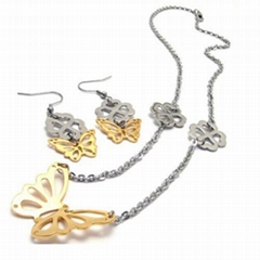 fashion jewelry set/necklace