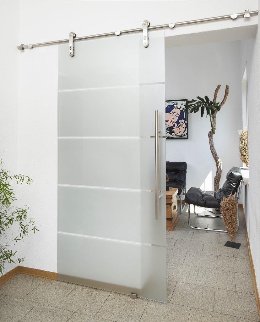 Glass sliding door fittings sf100 sf100 china for Sliding door fittings