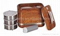 Insulated Food Carrier/Thermal Lunch Caddy 4
