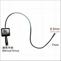 3.5 Inch Screen digital endoscope[manual focus,50 times magnification] 1