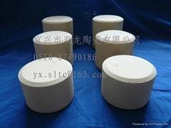 Ceramic porcelain column