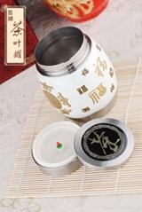專業生產不鏽鋼真空茶葉罐