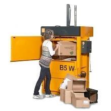 B5 W - 便利型直立壓縮打包機 2