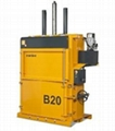 B20 - 人氣型直立壓縮打包